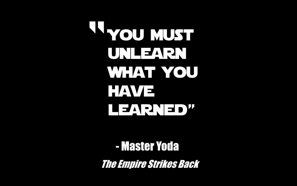 Yoda Quote The Definitive Guide To The Alexander Technique