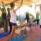 Yoga and Alexander Technique in Italy
